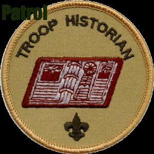 Patrol Historian