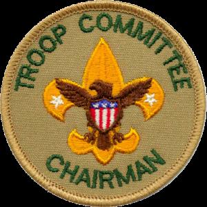 Troop Committee Chair