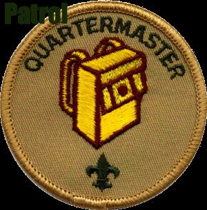 Patrol Quartermaster